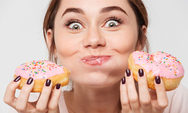 The Impact of bad eating habits